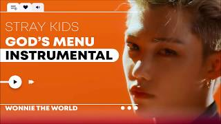 Download lagu Stray Kids - God's Menu (神메뉴) | Instrumental
