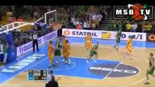 Macedonia - Lithuania 67- 65 ///HighLights Full 2011\\\