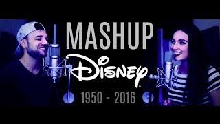 MASHUP DISNEY ESPAÑOL | 1950-2016 | Marina Damer ft. Carlos Ambrós