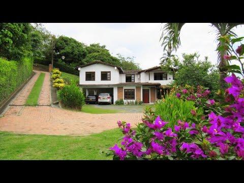 Casa campestre parcelacion monterrico cali colombia doovi for Casa moderna minimalista 6 00 m x 12 50 m 220 m2