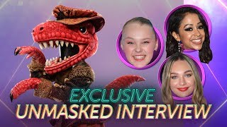 T-Rex's First Interview Without The Mask! | Season 3 Ep. 9 | THE MASKED SINGER