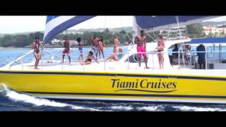 Tiami Catamaran Cruises, Barbados