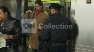 NY SUBWAY POLICE