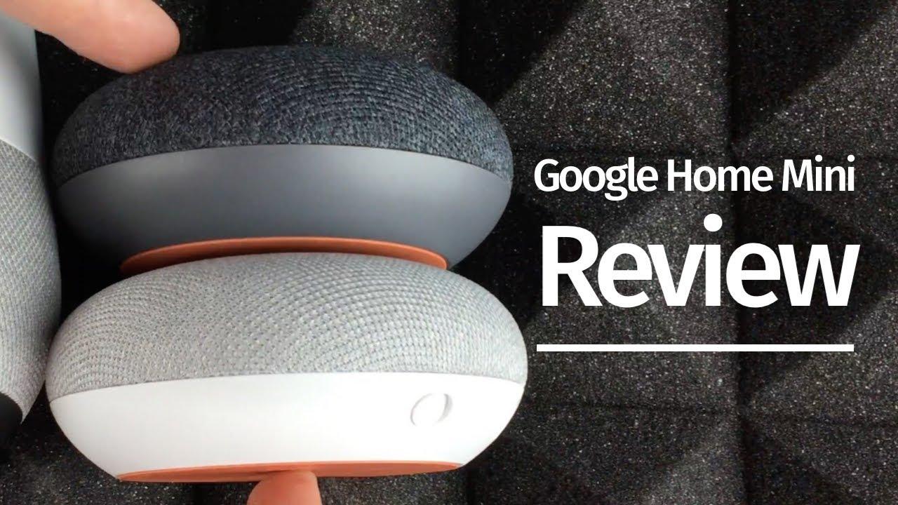 Google Home Mini Vs Nest Mini