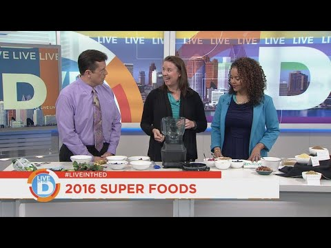 Live in the D: 2016 Superfoods