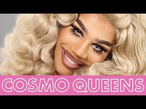 Naomi Smalls Slays Her Look, As Usual | Cosmopolitan