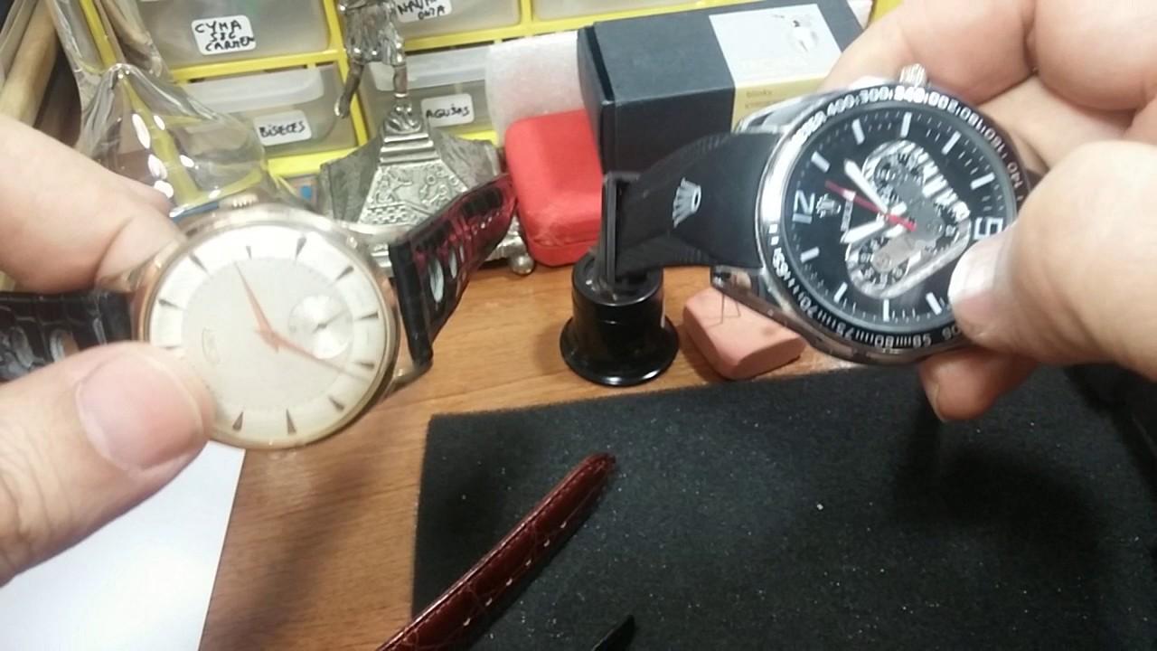 4127bd7e0 Como saber si el cristal de nuestro reloj es de plexiglás o mineral, 1ªParte