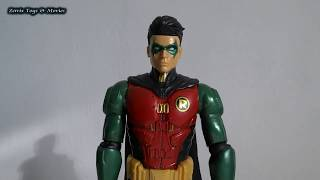 Robin 1/6 scale action figure by Mattel from Batman Missions