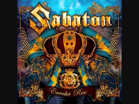 Sabaton Carolus Rex Album (Swedish Version)