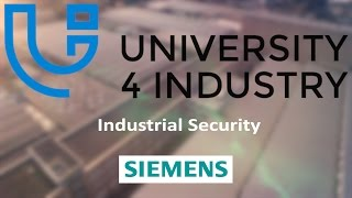 Industrial Security - Kooperationspartner: Siemens [Trailer]