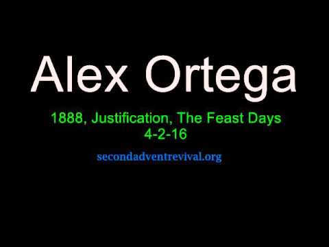 1888 Justification   The Feast Days