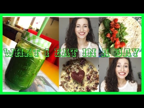 ☾ What I Eat In A Day ☾ Pavlinna17