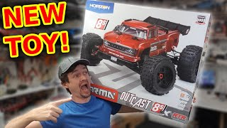 NEW $1249 Giant RC Car Unboxing & Torture TEST