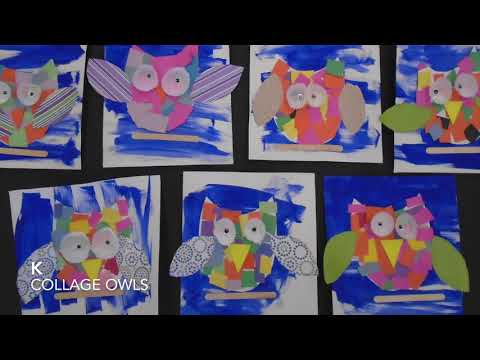 Christ The Teacher School Virtual Art Show