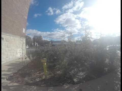 Hawley Environmental School Front Entrance