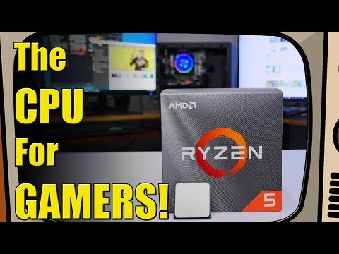 Ryzen 3600/X: Taking GAMING to a NEW LEVEL!