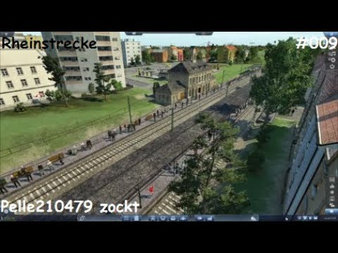 TRANSPORT FEVER Staffel 1 #009 RB Ausbau Wi Hbf-Igstadt