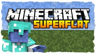 Minecraft Superflat: THE BIGGER PICTURE! (Ep. 36)