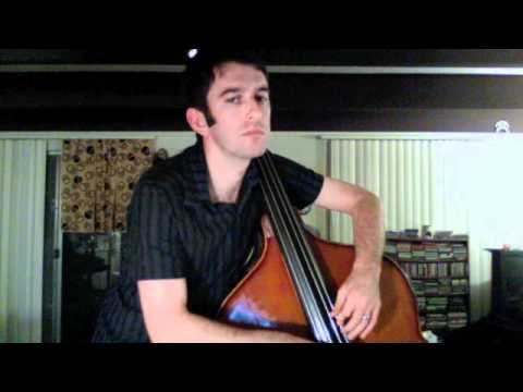 Aaron Germain playing You and the Night and the Music