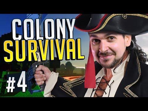 SEA SHANTY | Colony Survival #4