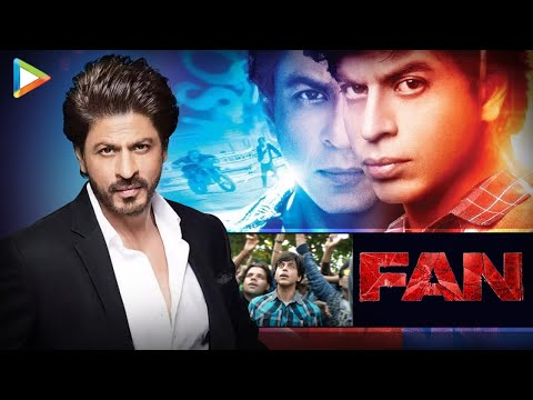 FAN OFFICIAL Trailer Launch | Shah Rukh...