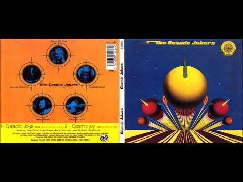 The Cosmic Jokers - The Cosmic Jokers (1974)