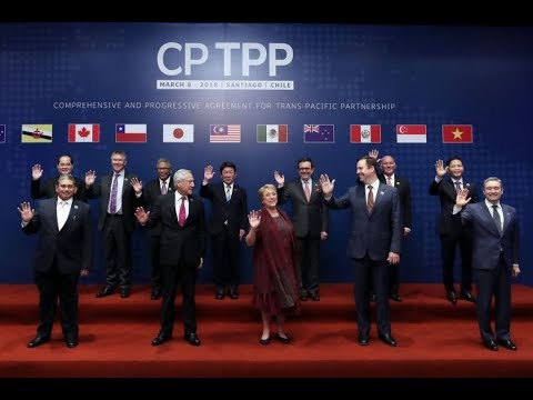 Asia-Pacific nations sign sweeping trade deal