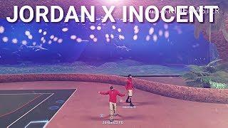 NBA2K17-INOCENT FG IS BACK l Dropping off Mypark Randoms l Intro is Lit