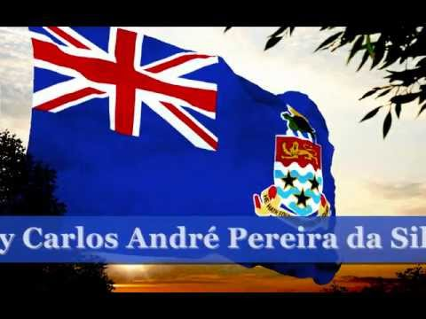 The Cayman Islands /The British overseas territory in the Caribbean Sea