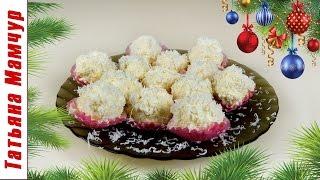 """Ну, оОчень вкусная закуска-салат """"Raffaello""""/ Рецепты на Новый Год и Рождество"""