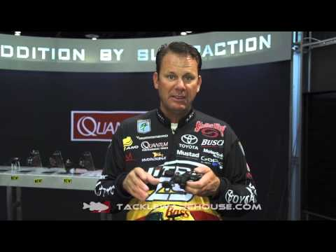 New Quantum Smoke Casting Reels With Kevin VanDam | ICAST 2014