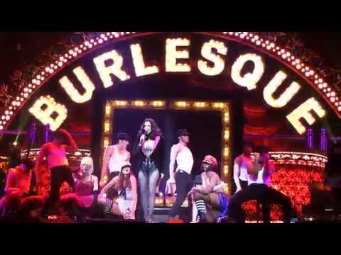 Welcome to Burlesque LIVE Cher 4-28-14 Wells Fargo, Philly