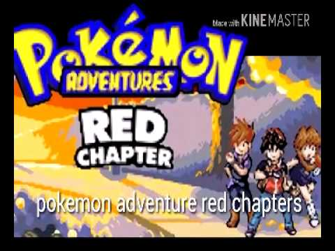 Pokemon adventures: red chapter #1 youtube.