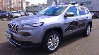 2015 Jeep Cherokee Limited. Обзор (интерьер, экстерьер, двигатель).