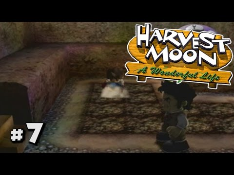 Harvest Moon: A Wonderful Life - Live Commentary/Playthrough | Part 7