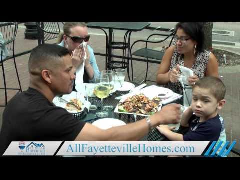 Video Tour of Fayetteville, North Carolina