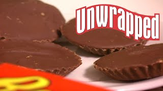 How to Make Homemade Reese's-Inspired Peanut Butter Cups (from Unwrapped) | Food Network