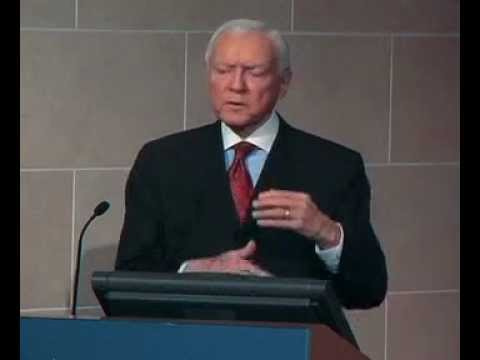 Orrin Hatch: Reviving US Competitiveness Conference