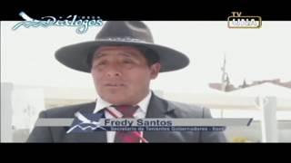 """TV IDECA: Programa 27 – """"Tenientes Gobernadores y Justicia Comunitaria"""""""