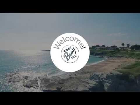 Visit the Atlantic coast! Version Waouh