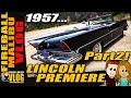 1957 #LINCOLN PREMIER CONVERTIBLE! - FMV335