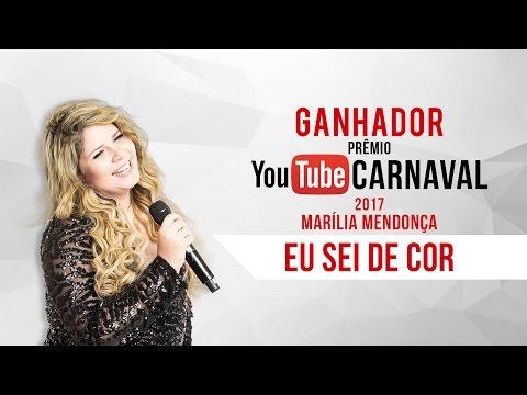 Marília Mendonça - Eu Sei De Cor   Prêmio  Carnaval
