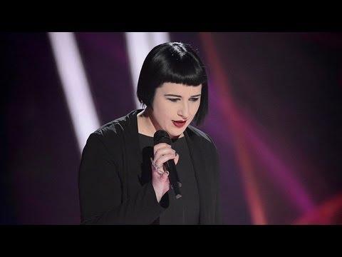 Rebekah Davis Sings Not Me Not I: The Voice Australia Season 2