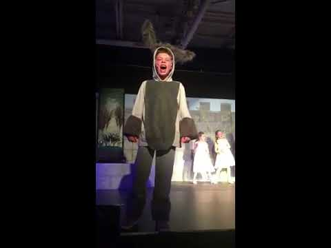 Make A Move - Shrek The Musical Jr - Fraser Woods Montessori School 2017