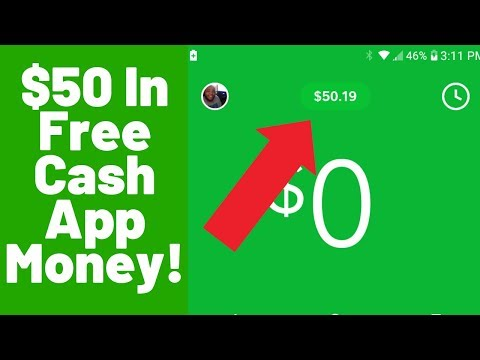 Cash App Money Free - Make $30 to $50 In Free Cash App Money! (Payment Proof Shown!)