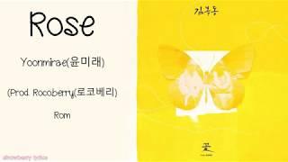 Yoonmirae(윤미래) _ rose(꽃) (prod. rocoberry(로코베리)) `김복동` ost (rom)