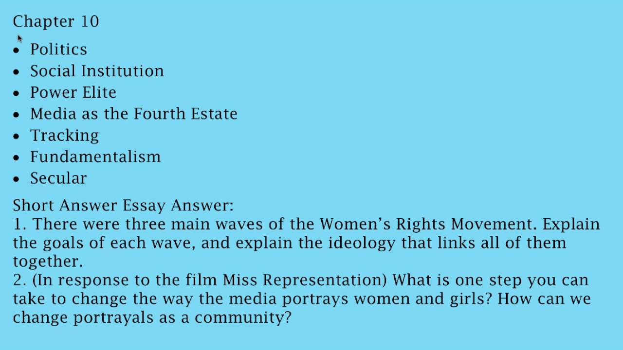 essay on women power essay girl power girly the home of fashion  exam soc review exam 2 soc 101 review