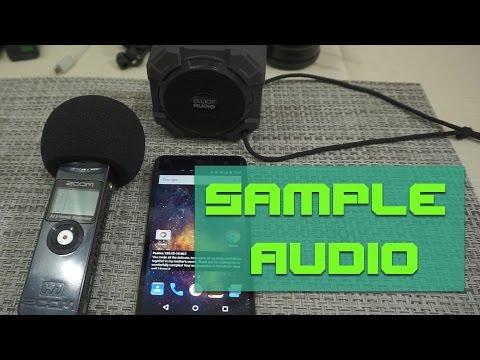 Sample Audio/Sound: Elliot Audio / ARMOR MiNE / Monstercube Armor Wireless Bluetooth Speakers