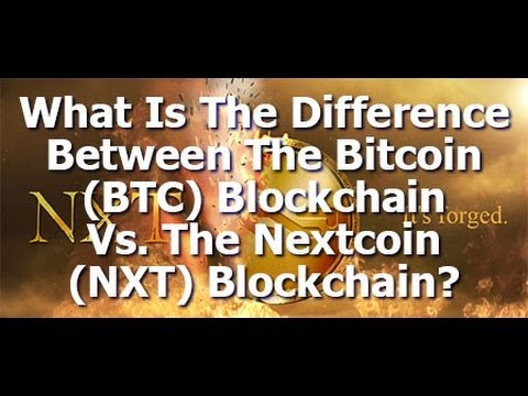 What is difference between blockchain and cryptocurrency