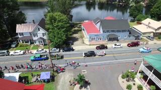 Old Homes Day Parade Wells NY.